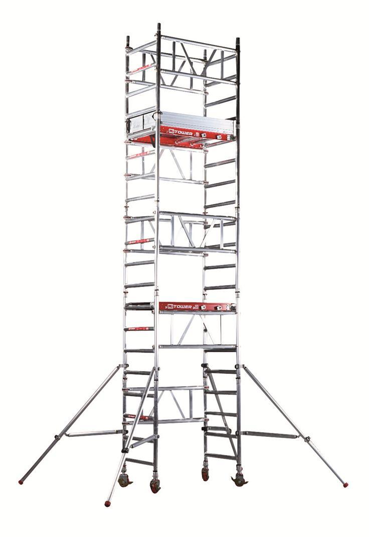 Mi Tower Mobile Scaffolding